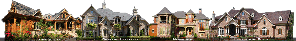 New York Custom Home Plans and Blueprints for Home Building ...  House Plans Amicalola Cottage on