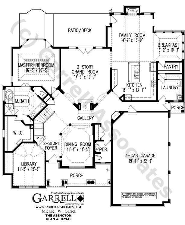 Greenburgh New York Custom Architectural House Plans